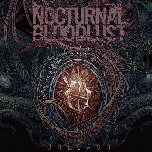 NOCTURNAL BLOODLUST - Unleash cover