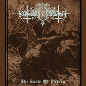 NOKTURNAL MORTUM - The Taste of Victory cover