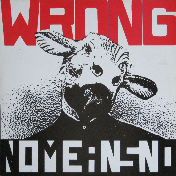 NOMEANSNO - Wrong cover