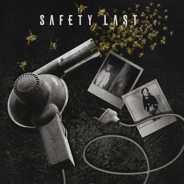 NORMA JEAN - Safety Last cover