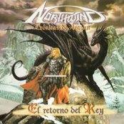 NÖRTHWIND - Crónicas de Aravan: El retorno del Rey cover