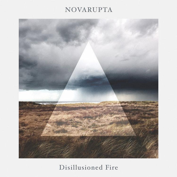 NOVARUPTA - Disillusioned Fire cover