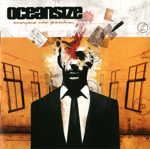 OCEANSIZE - Everyone Into Position cover