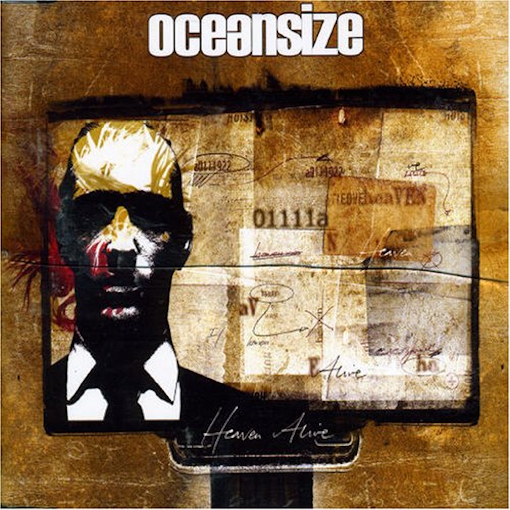 OCEANSIZE - Heaven Alive cover