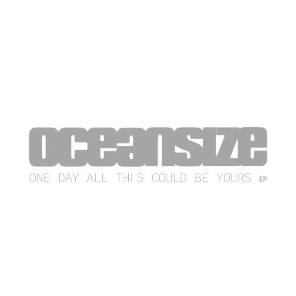 OCEANSIZE - One Day This Could All Be Yours cover