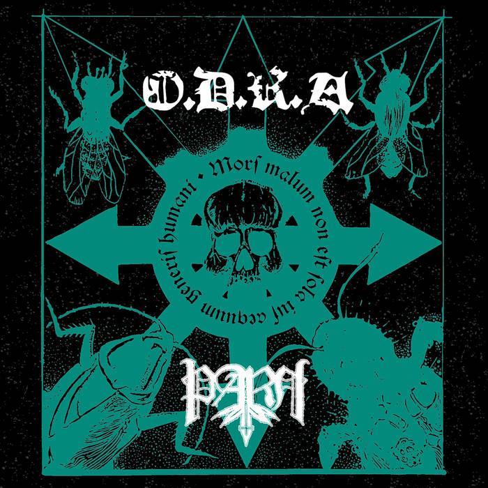 O.D.R.A - O.D.R.A. / Parh cover