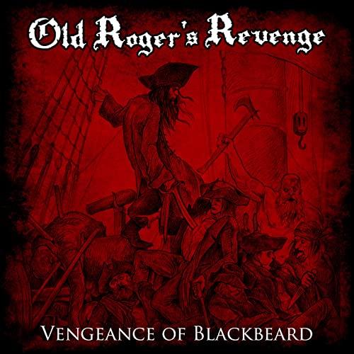 OLD ROGER'S REVENGE - Vengeance Of Blackbeard cover