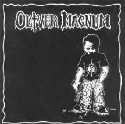 OLIVER MAGNUM - Oliver Magnum cover
