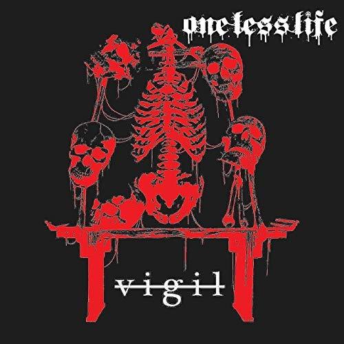 ONE LESS LIFE - Vigil cover