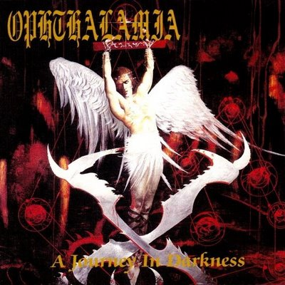 OPHTHALAMIA - A Journey in Darkness cover