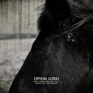 OPIUM LORD - The Calendrical Cycle - Prologue: The Healer cover