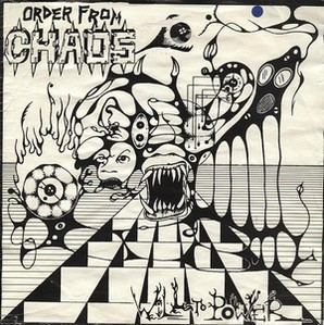 ORDER FROM CHAOS - Will to Power cover