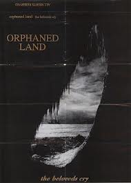 ORPHANED LAND - The Beloved's Cry cover