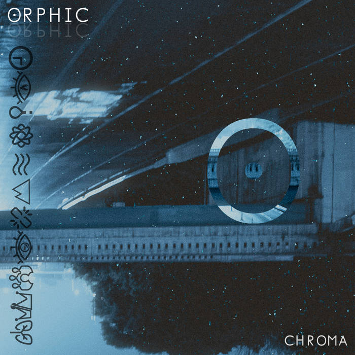 ORPHIC - Chroma cover