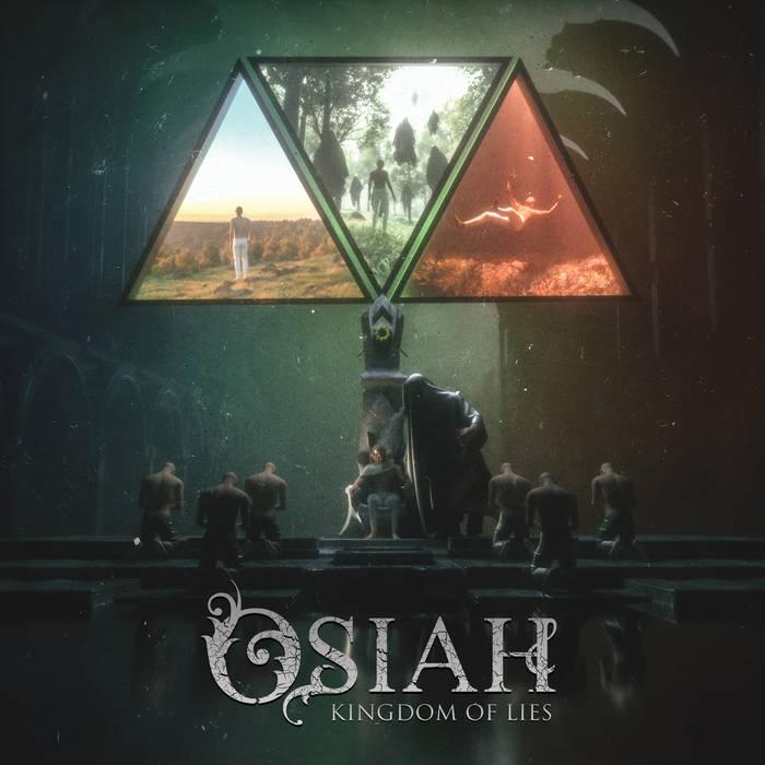 OSIAH - Kingdom Of Lies cover