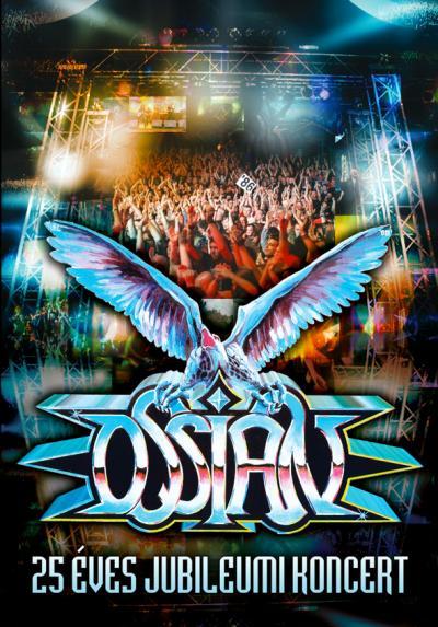OSSIAN - 25 Éves Jubileumi Koncert cover