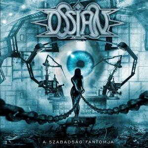 OSSIAN - A Szabadság Fantomja cover