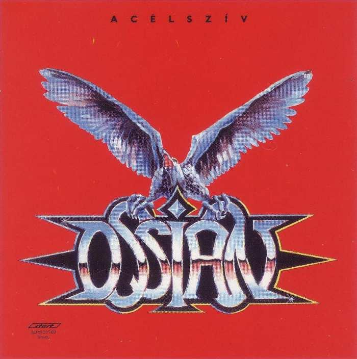 OSSIAN - Acélszív cover