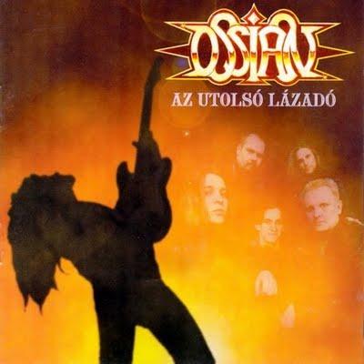 OSSIAN - Az Utolsó Lázadó cover