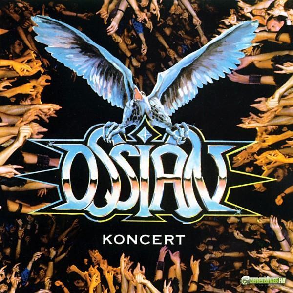 OSSIAN - Koncert cover