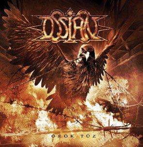 OSSIAN - Örök Tűz cover