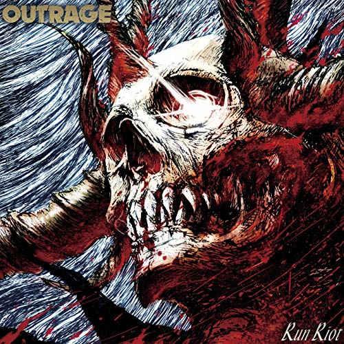 OUTRAGE - Run Riot cover