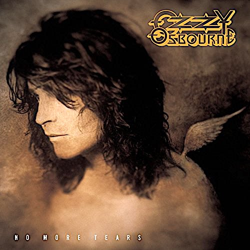 OZZY OSBOURNE - No More Tears cover