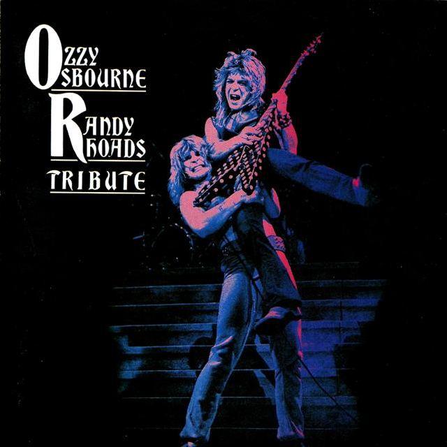 OZZY OSBOURNE - Tribute cover