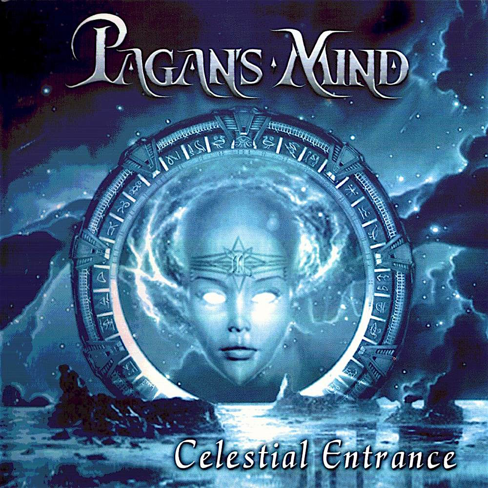 PAGAN'S MIND - Celestial Entrance cover