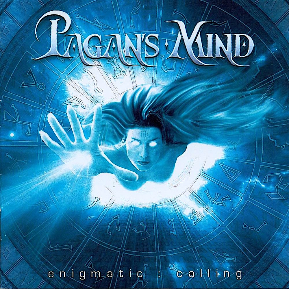 PAGAN'S MIND - Enigmatic: Calling cover