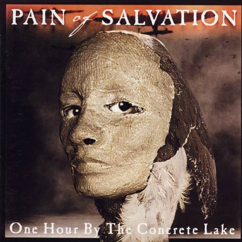 PAIN OF SALVATION - One Hour by the Concrete Lake cover