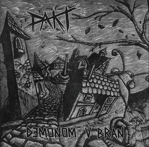PAKT - White Male Privilege / Demonom V Bran cover