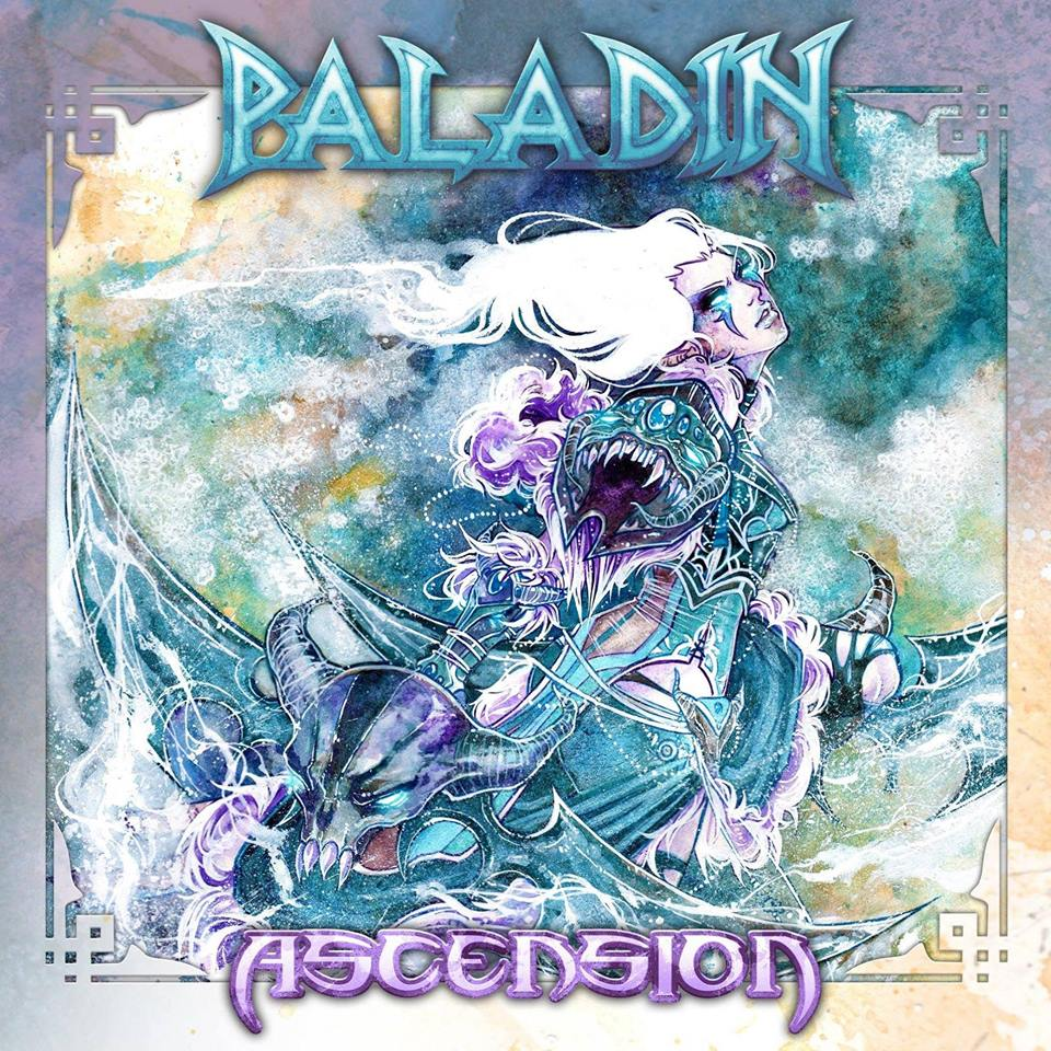 PALADIN - Ascension cover
