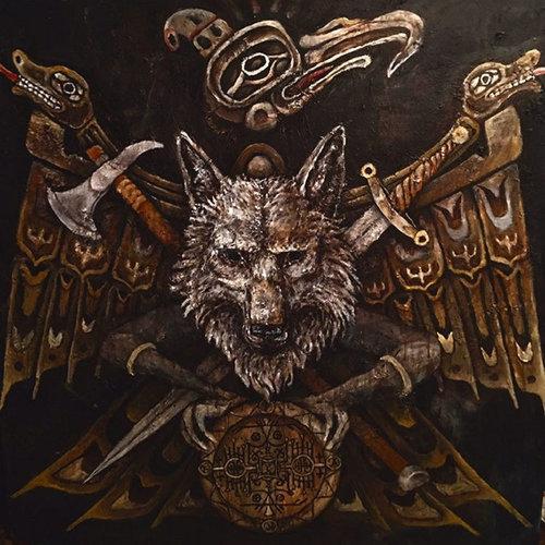 PAN-AMERIKAN NATIVE FRONT - Immortal Ceremonies cover
