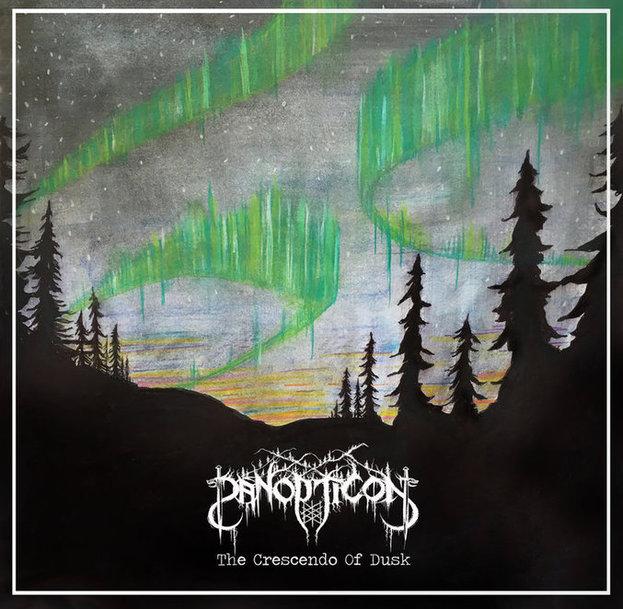PANOPTICON - The Crescendo of Dusk cover