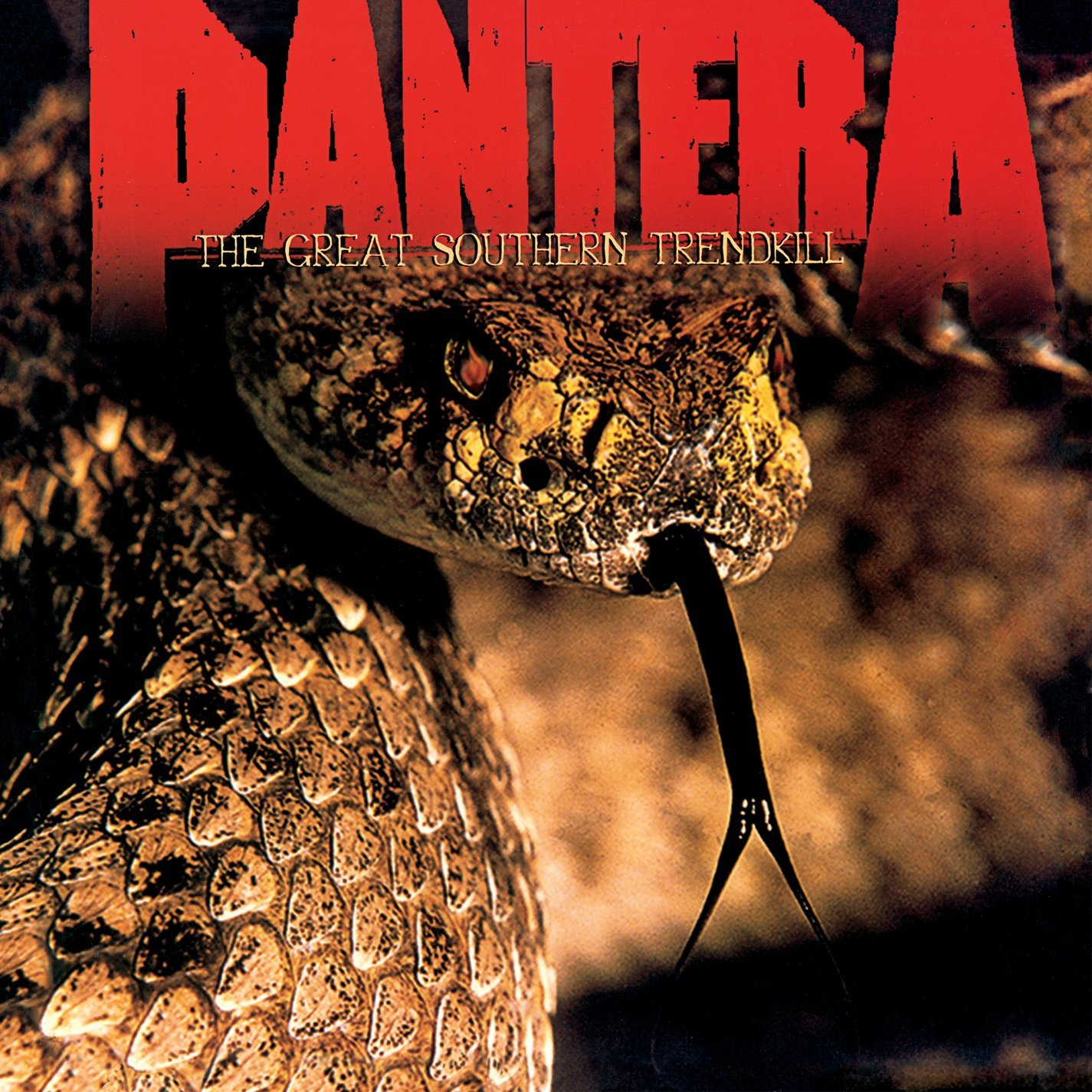 PANTERA - The Great Southern Trendkill cover