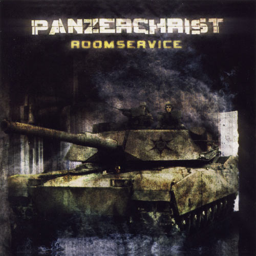 PANZERCHRIST - Room Service cover