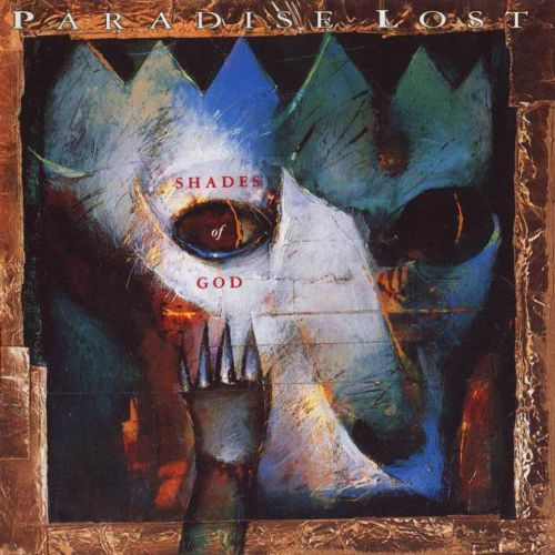 PARADISE LOST - Shades of God cover