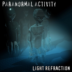 PARANORMAL ACTIVITY - Light Refraction cover