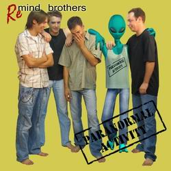 PARANORMAL ACTIVITY - ReMind Brothers cover