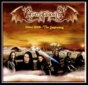 PATHFINDER - Demo 2008 - The Beginning cover