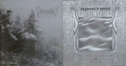 PAYSAGE D'HIVER - Paysage d'Hiver / Vinterriket cover