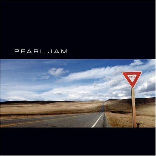 PEARL JAM - Yield cover