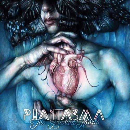 PHANTASMA - The Deviant Hearts cover
