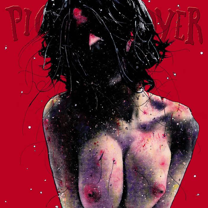 PIG DESTROYER - Terrifyer cover