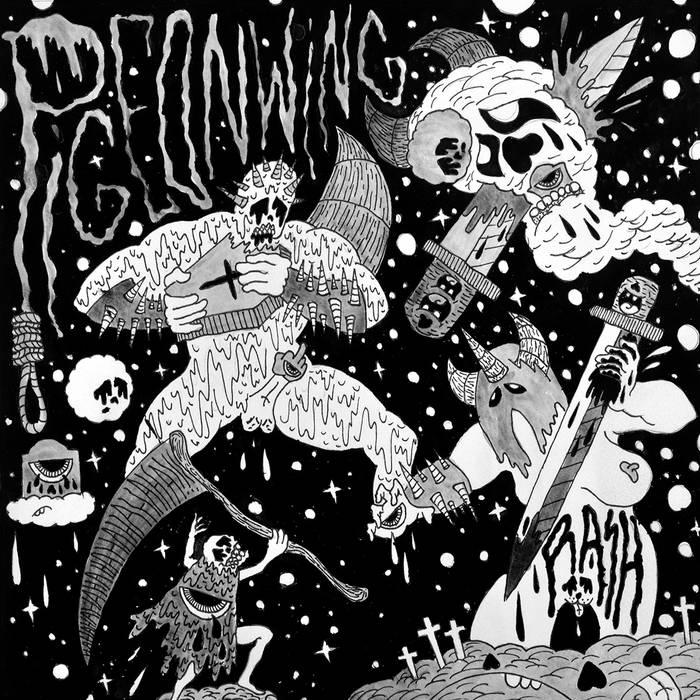 PIGEONWING - Rash cover