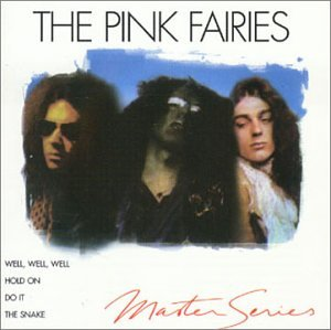 PINK FAIRIES - Masters Series cover