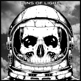 PINS OF LIGHT - The New Sun / Maybe Millions cover