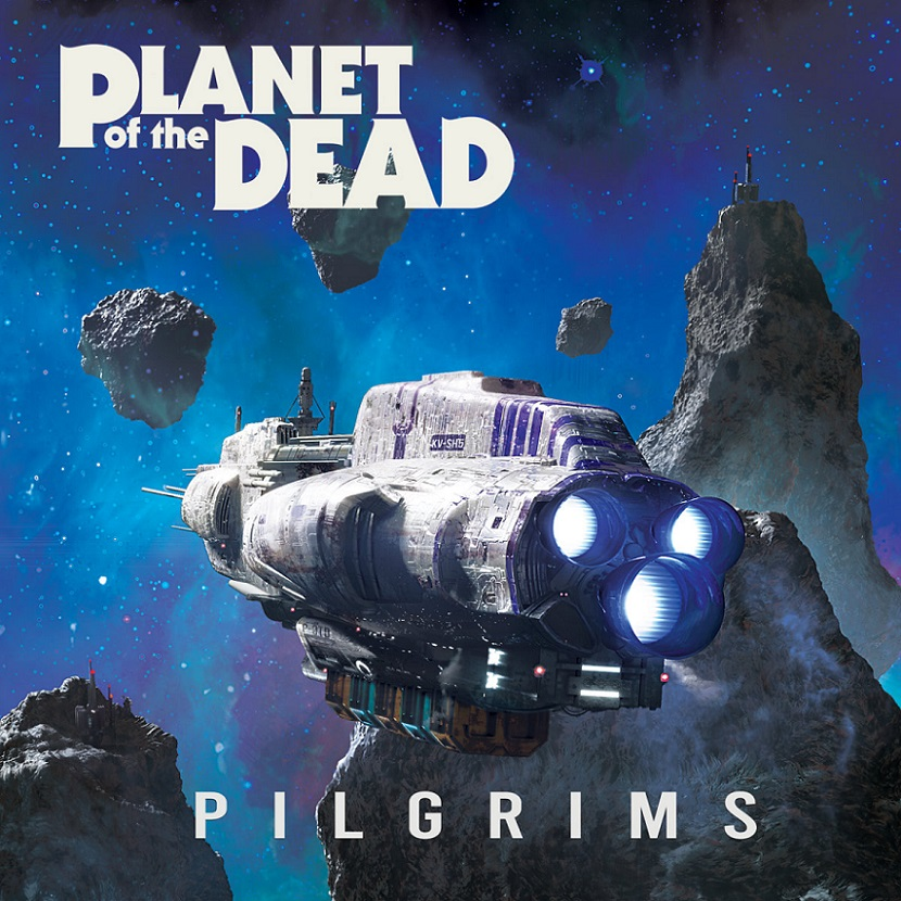 PLANET OF THE DEAD - Pilgrims cover