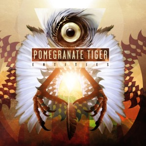 POMEGRANATE TIGER - Entities cover